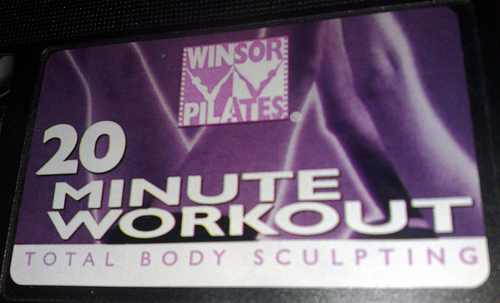 Winsor Pilates 20 Minute Total Body Sculpting Workout