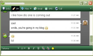 Digsby Instant Messenger