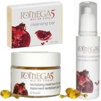 Pomega Pomegranate Skin Care