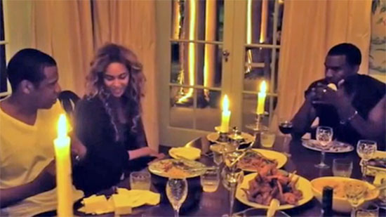 """Kanye West Remix to """"Drunk In Love"""""""